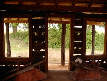 1850s log house southlake history southlake historical for Log cabin gunsmithing